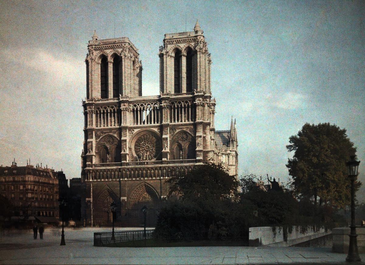Avtohromnye fotografii Parizha 19