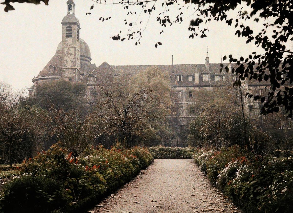 Avtohromnye fotografii Parizha 21
