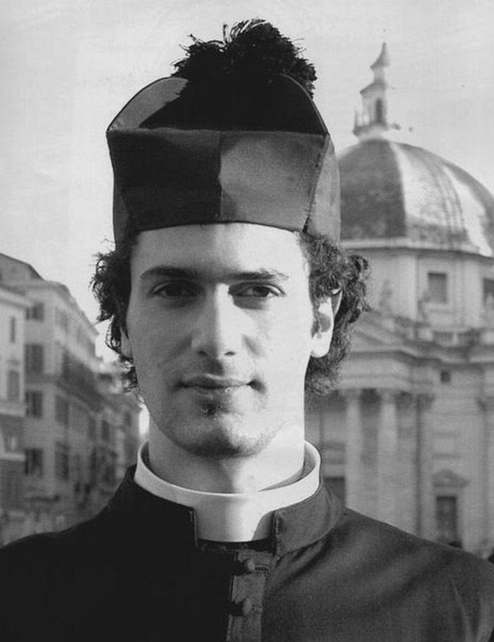 vatikanskie svyaschenniki Calendario Romano 7