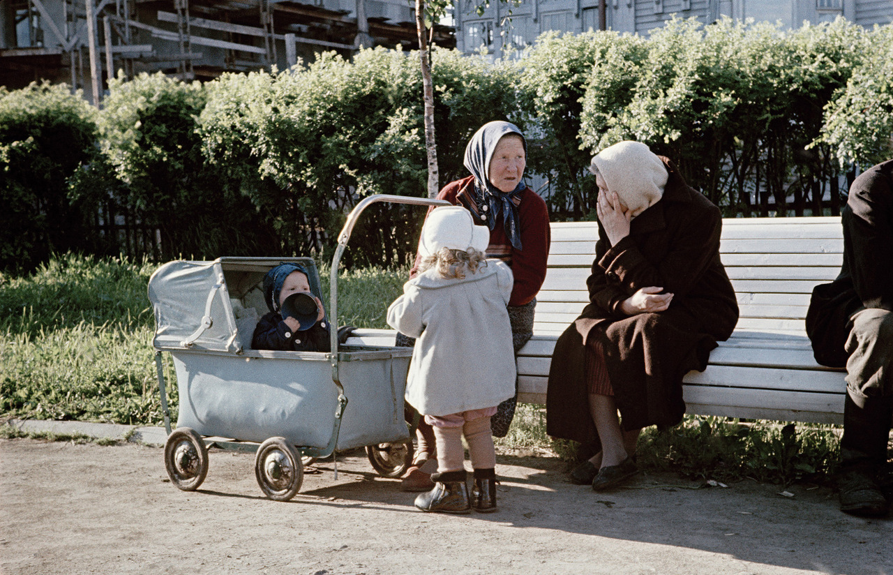 Sovetskaya fotografiya Semen Fridlyand 1