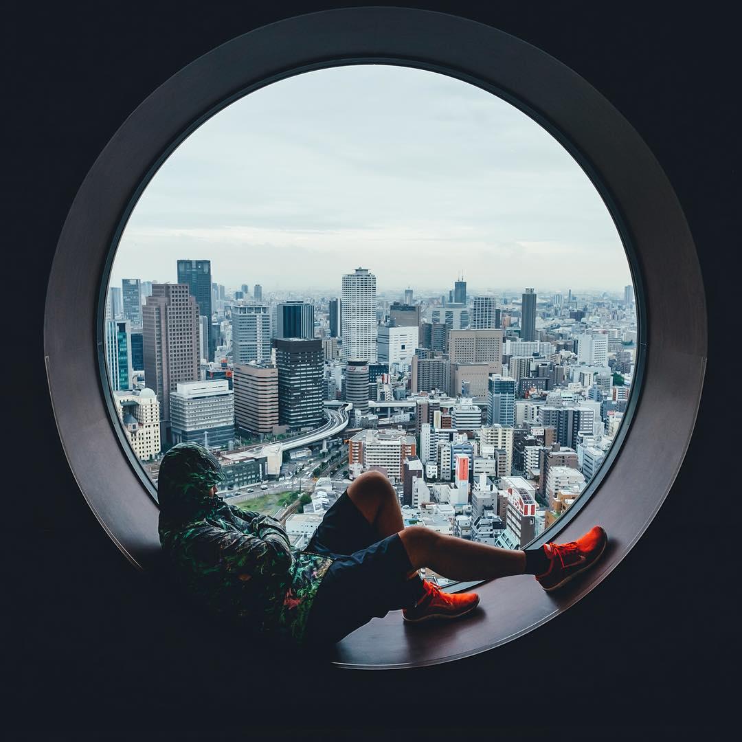Японский колорит в уличных фотографиях Такаши Ясуи-11