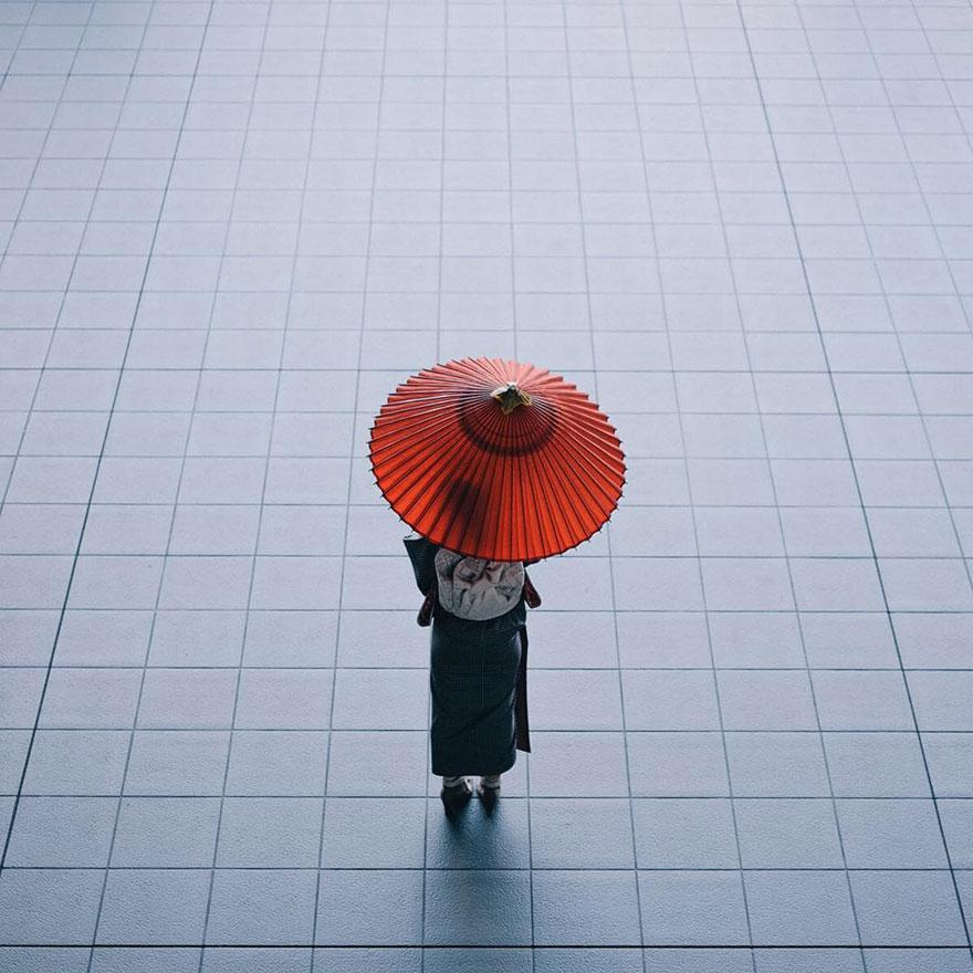 Японский колорит в уличных фотографиях Такаши Ясуи-4