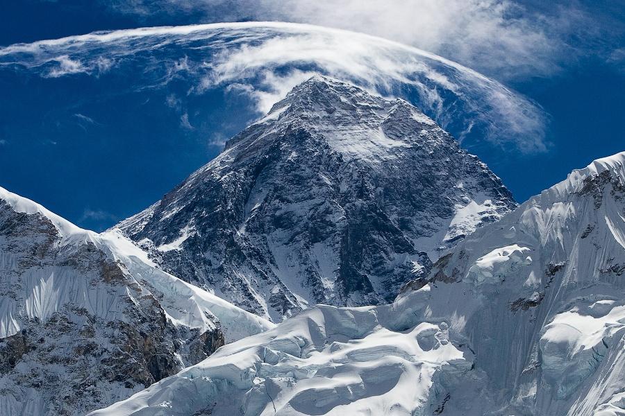 Фото с вершины эвереста в высоком качестве