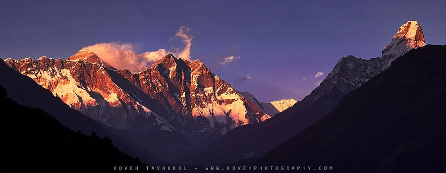 Эверест: 30 величественных фотографий