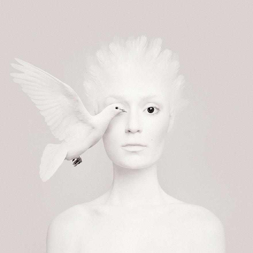 Animeyed – зрелищный проект венгерского фотографа Флоры Борси-1