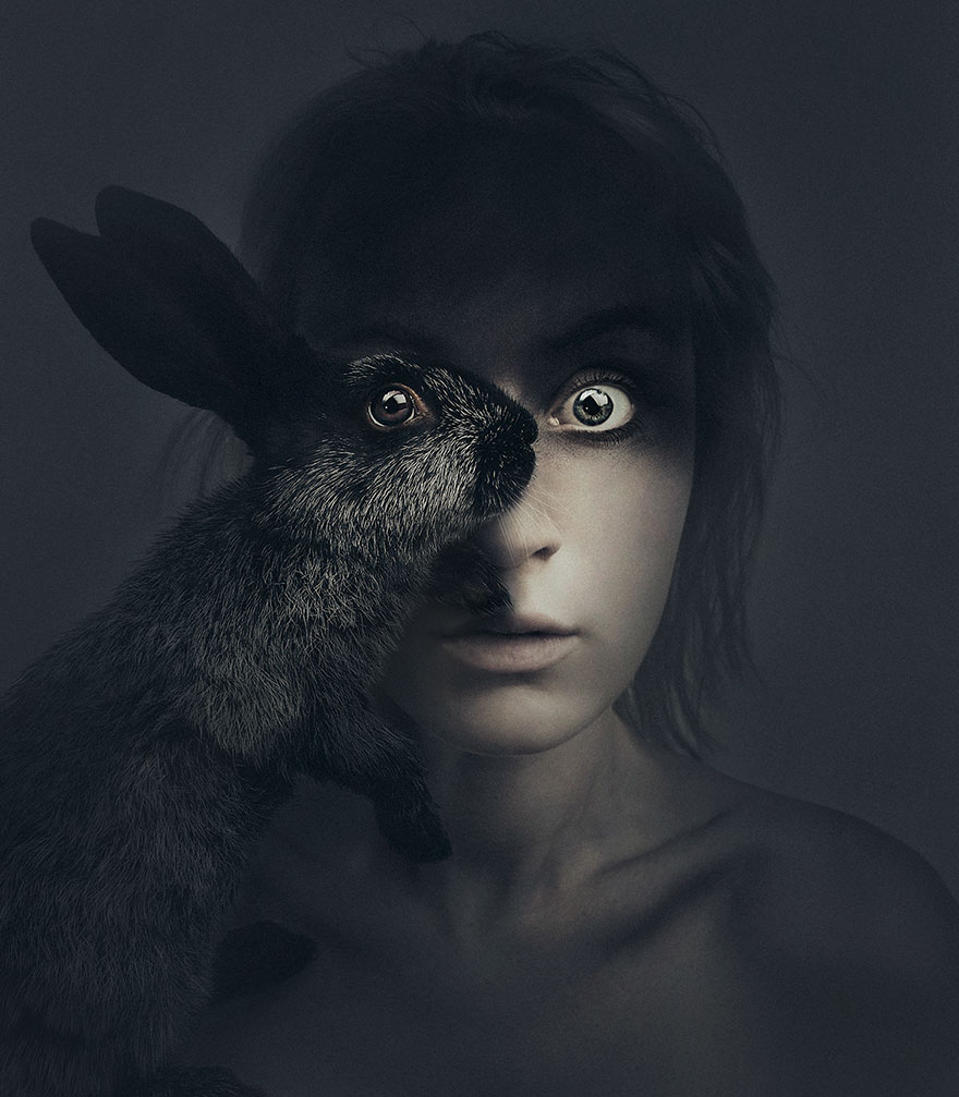 Animeyed – зрелищный проект венгерского фотографа Флоры Борси-6
