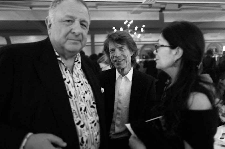 Закулисные фото знаменитостей с Каннского кинофестиваля 2016. Фотограф Грег Уильямс