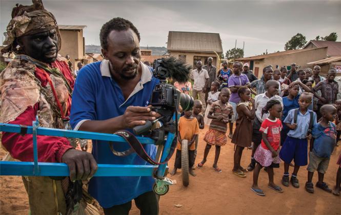 Kak snimayut boeviki v Afrike 2