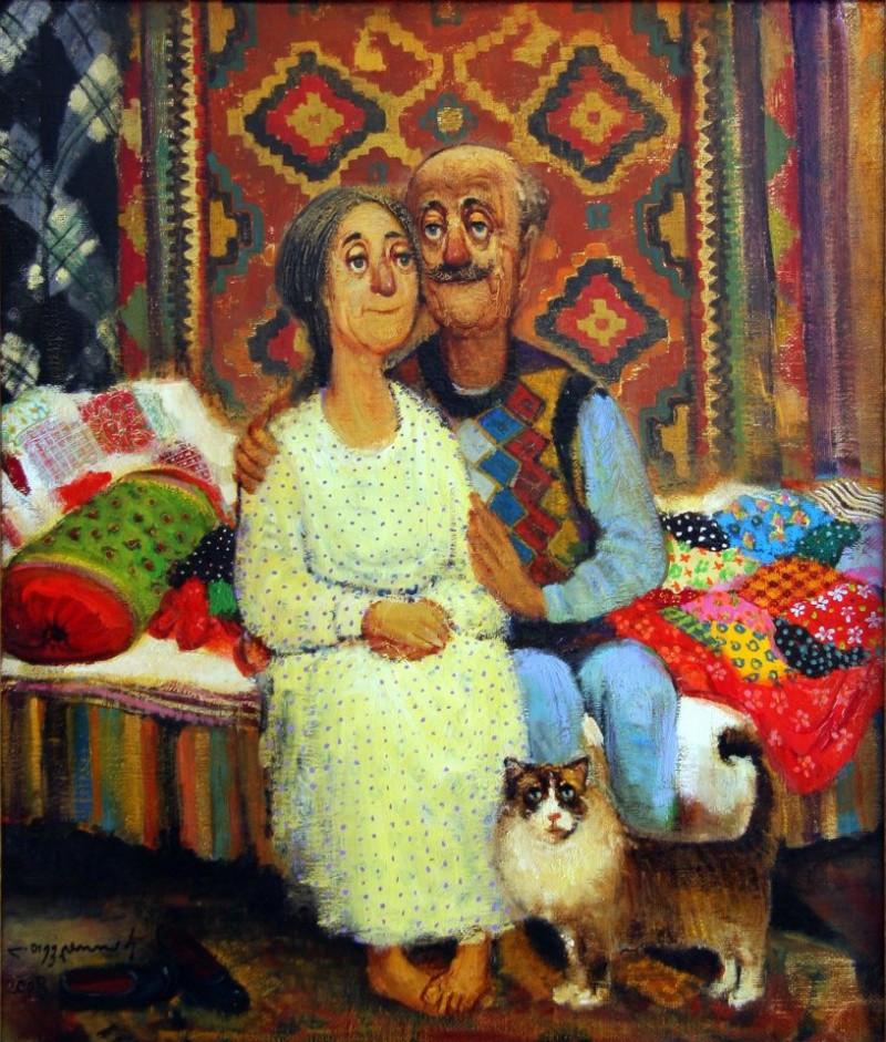 hudozhnik Lado Tevdoradze 2