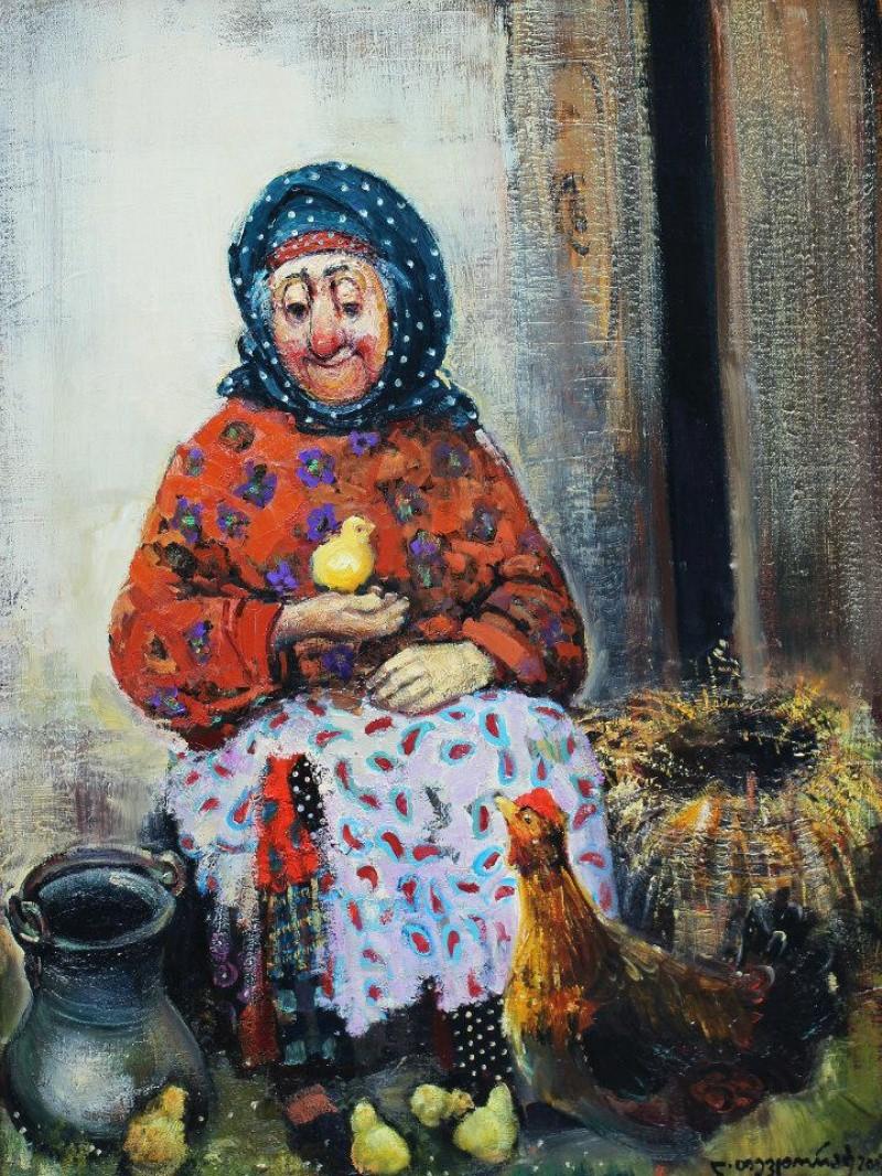 hudozhnik Lado Tevdoradze 7