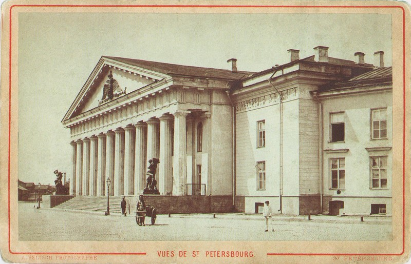 Peterburg retro fotografii Alberta Felisha 7