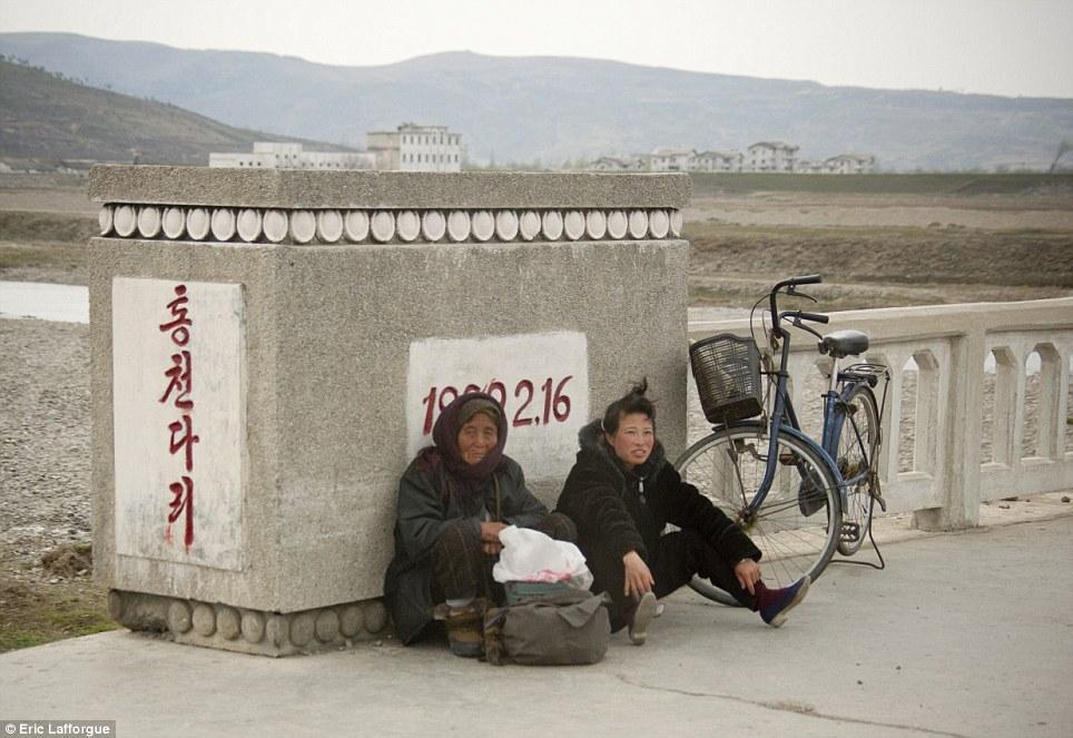 Severnaya Koreya fotograf Erik Lafforg 33