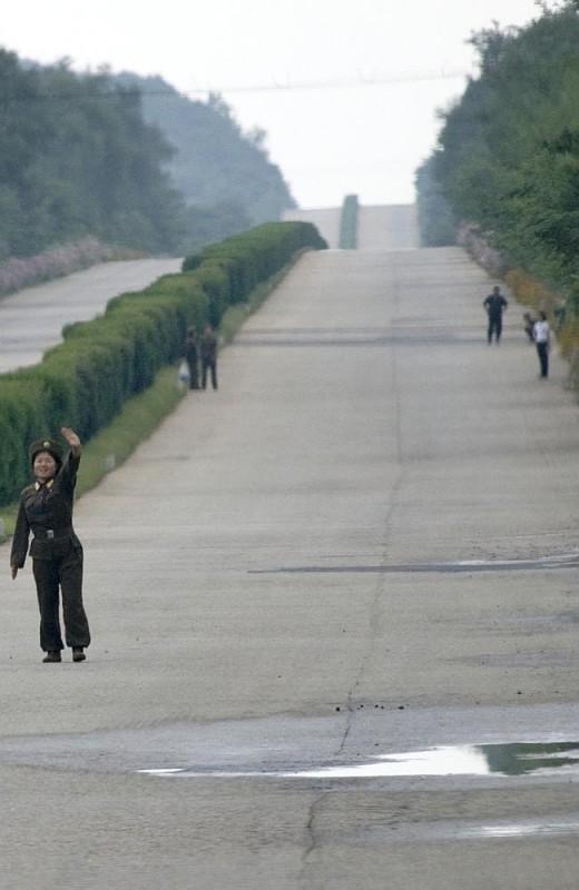 Severnaya Koreya fotograf Erik Lafforg 41