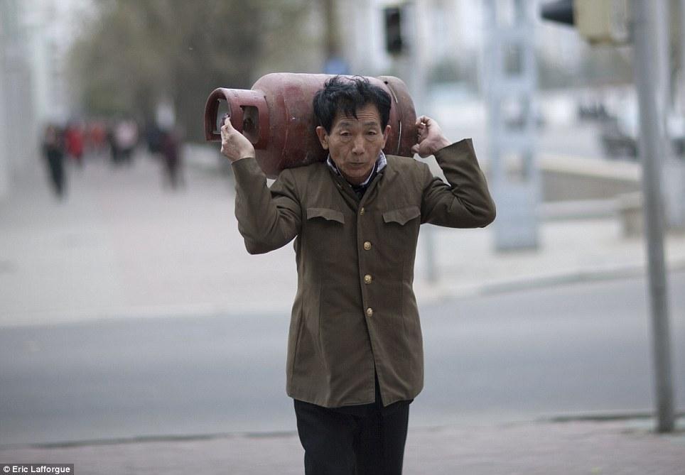 Severnaya Koreya fotograf Erik Lafforg 6