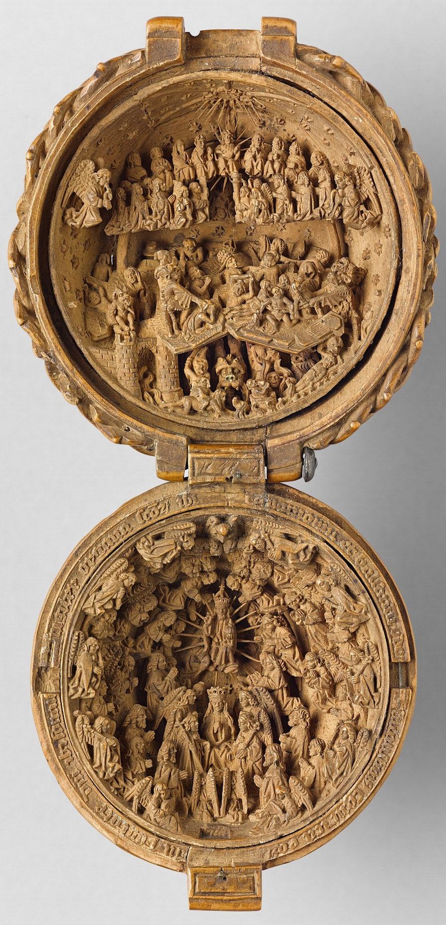 Что блоху подковать: самшитовые фигурки 16-го века 10