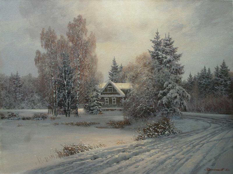 Дмитрий Колпашников 4