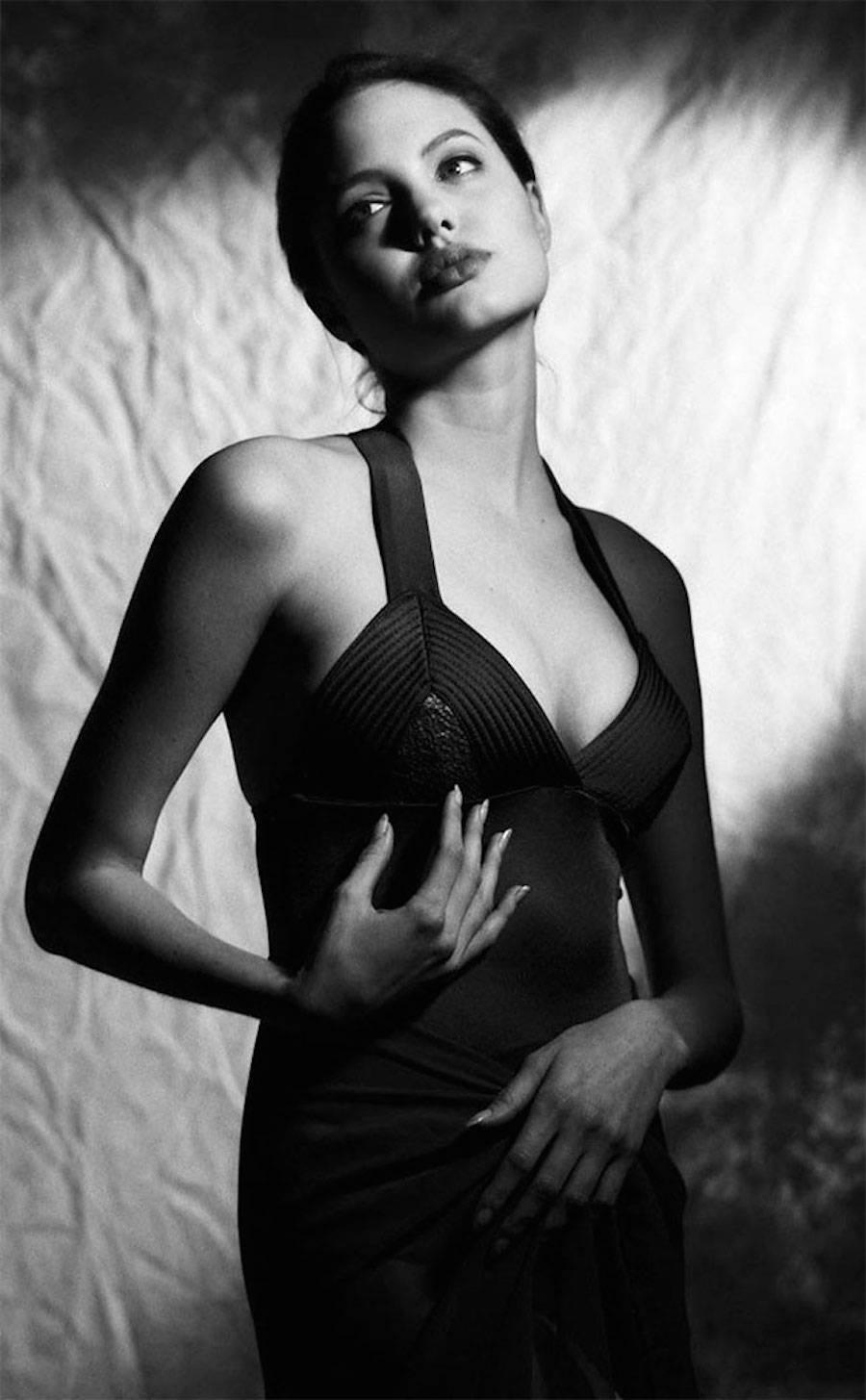 Гарри Лэнгдон фотосессия Анджелины Джоли 12