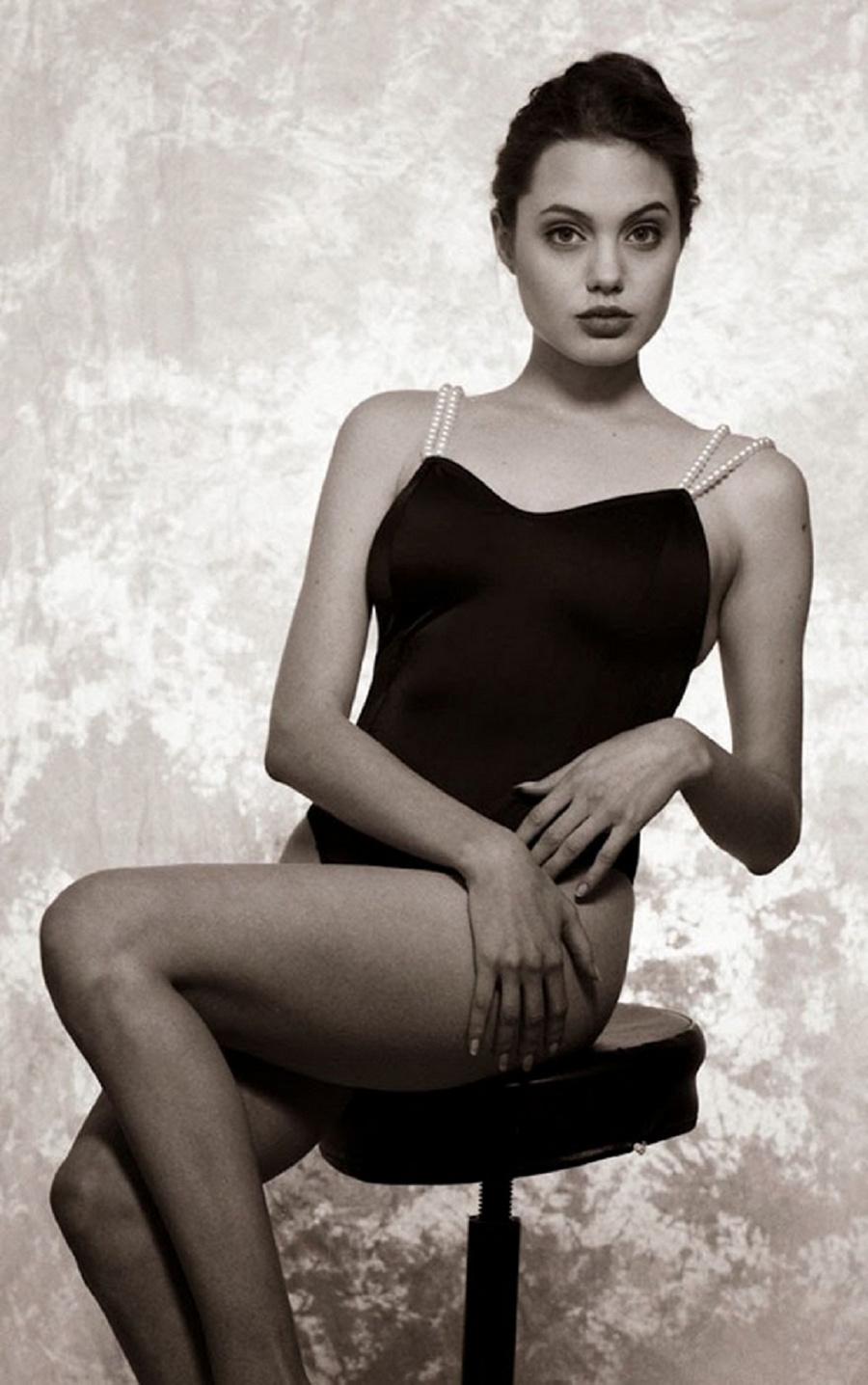 Гарри Лэнгдон фотосессия Анджелины Джоли 19
