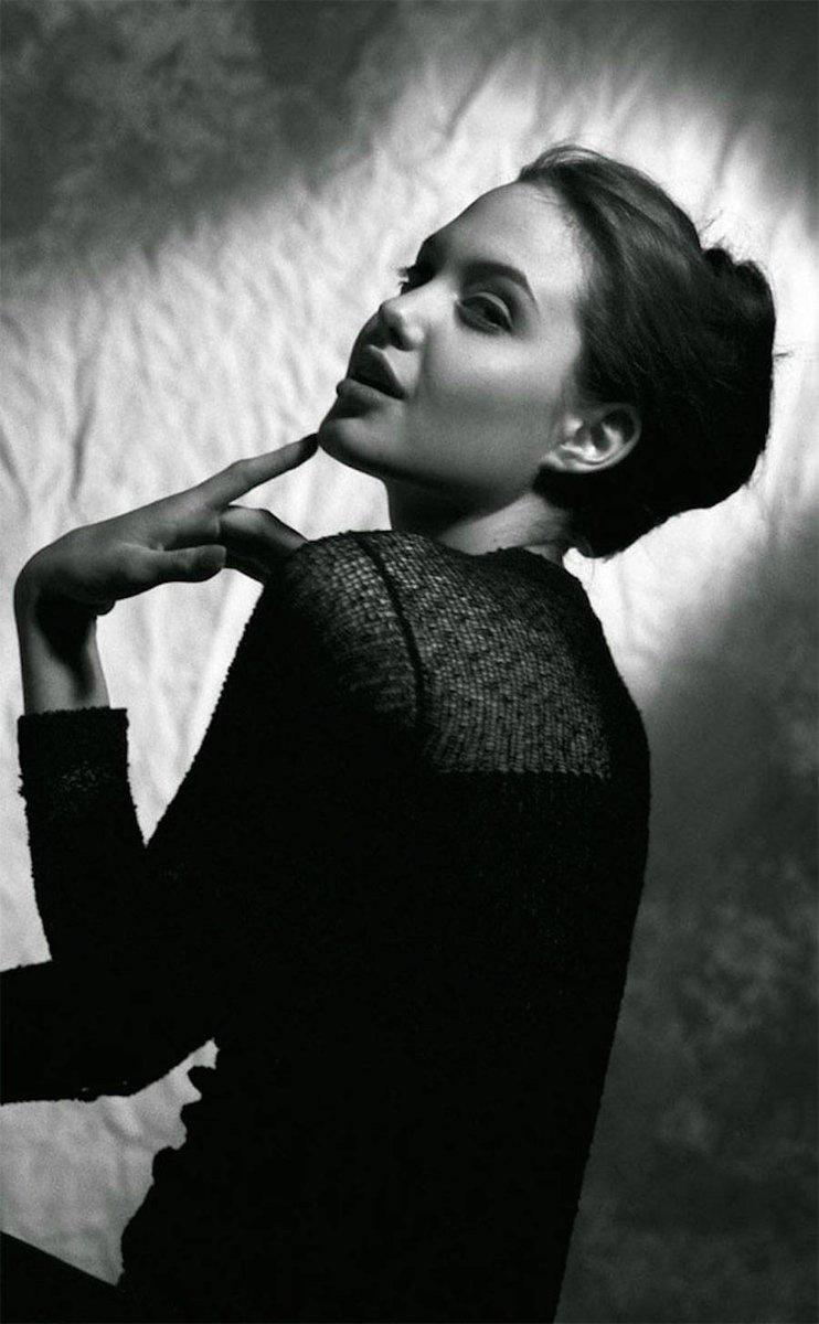 Гарри Лэнгдон фотосессия Анджелины Джоли 5