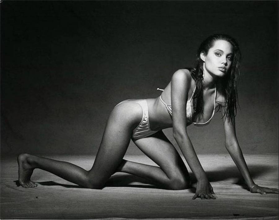 Гарри Лэнгдон фотосессия Анджелины Джоли 8