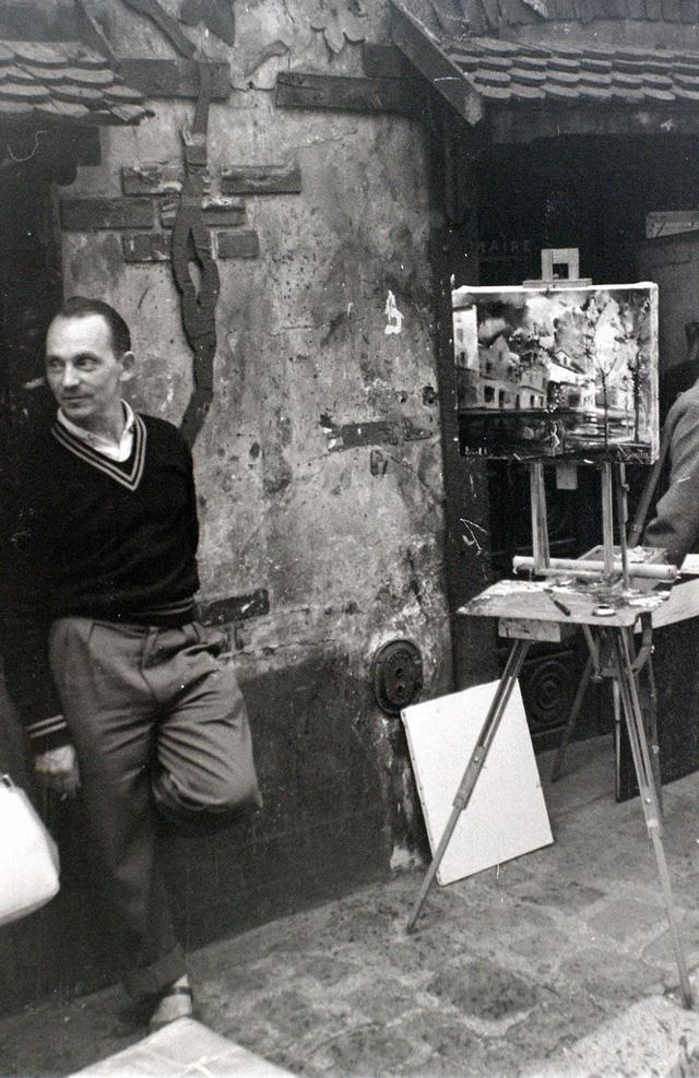 На экскурсию в Париж: столица Франции в объективе фотографа-любителя в 1955 году 27