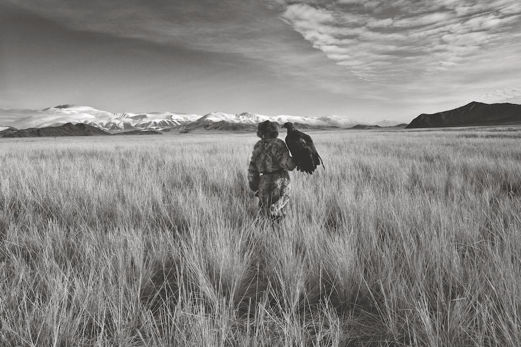 orlinye ohotniki Mongolii Foto Palani Mohan 6
