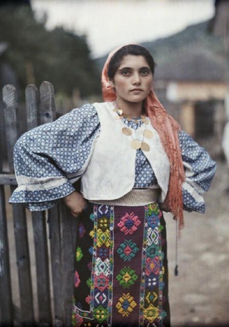 avtohromnye fotografii ispanskih zhenschin 11