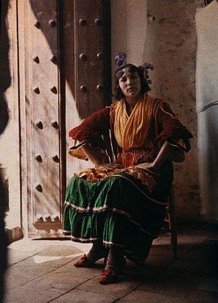 avtohromnye fotografii ispanskih zhenschin 2