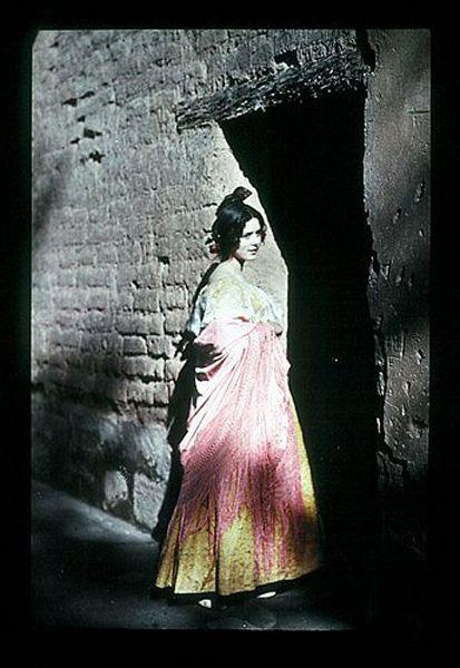 avtohromnye fotografii ispanskih zhenschin 7