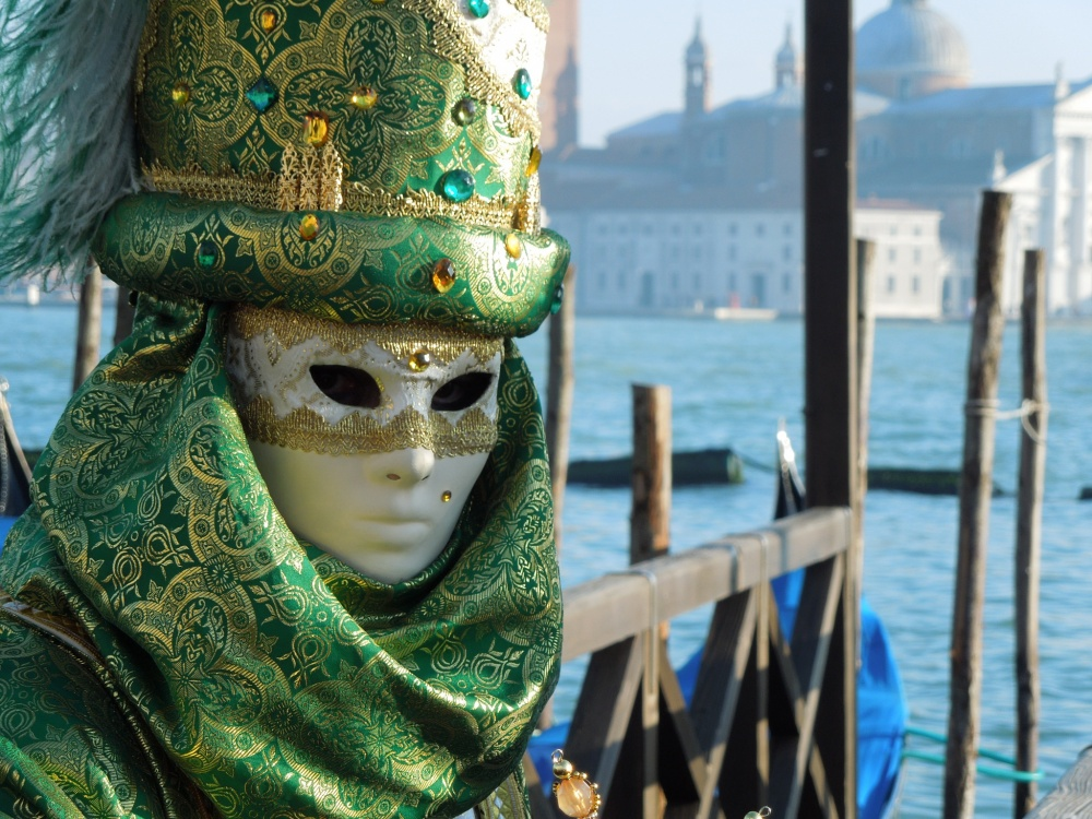 Venetsianskiy karnaval foto 10