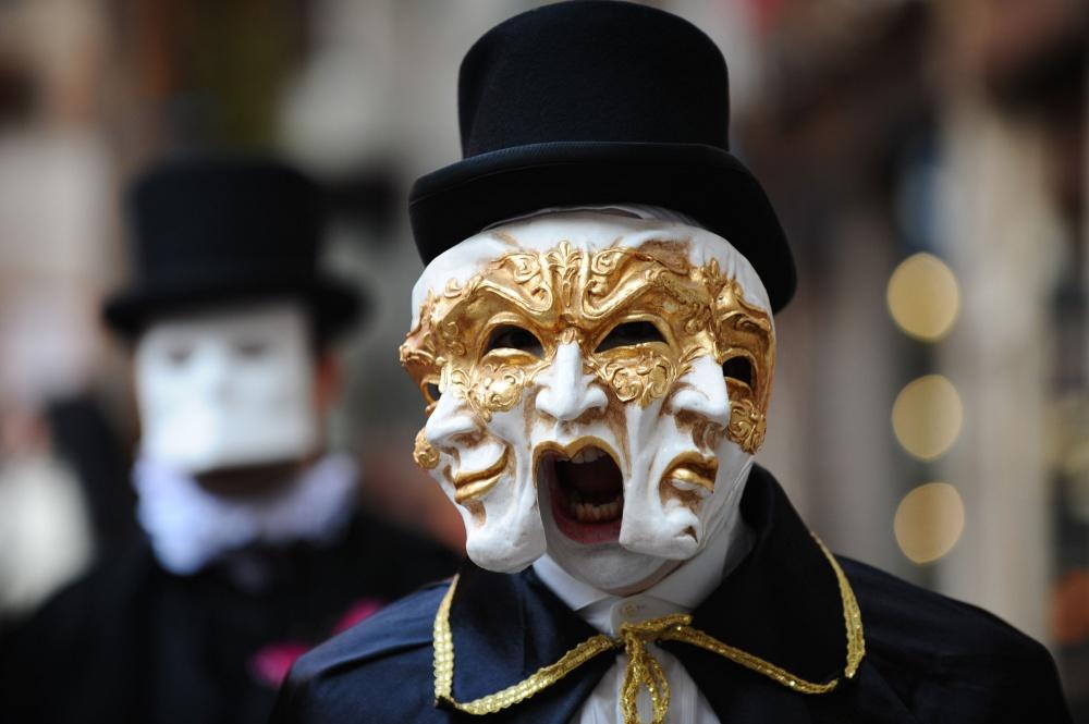 Venetsianskiy karnaval foto 14
