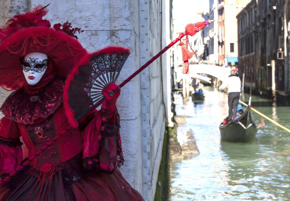 Venetsianskiy karnaval foto 6