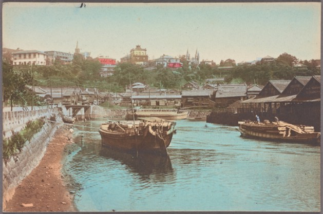 Yaponskie otkrytki nachala XX veka 6