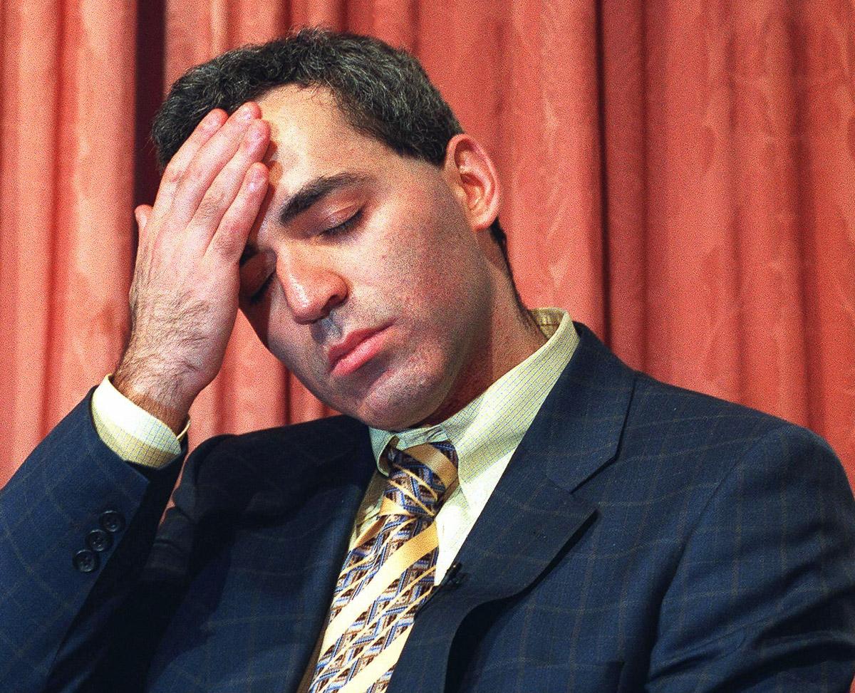 Shahmatnye matchi Kasparov Deep Blue 23