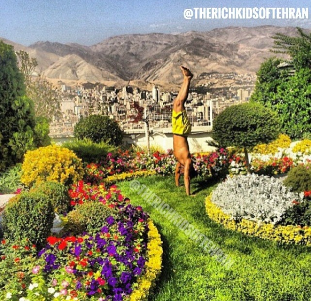 Kak otdyhaet zolotaya molodezh Irana 18