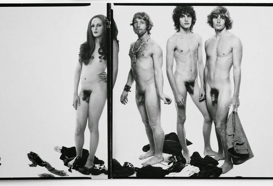 Nude Male Model, Andy Warhol