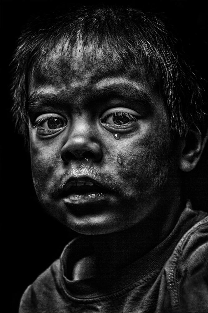 искусство черно белой фотографии