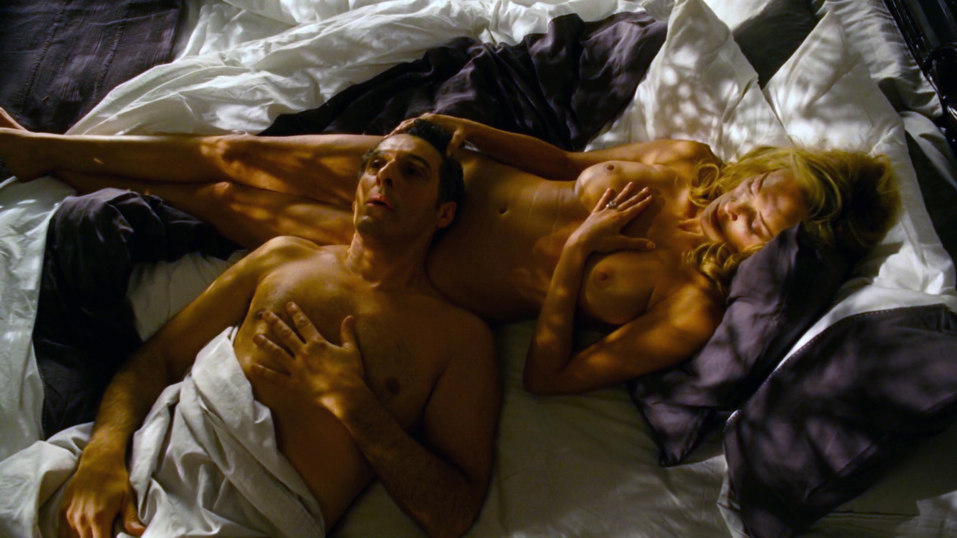 Watch this nsfw montage of hollywood's steamiest sex scenes