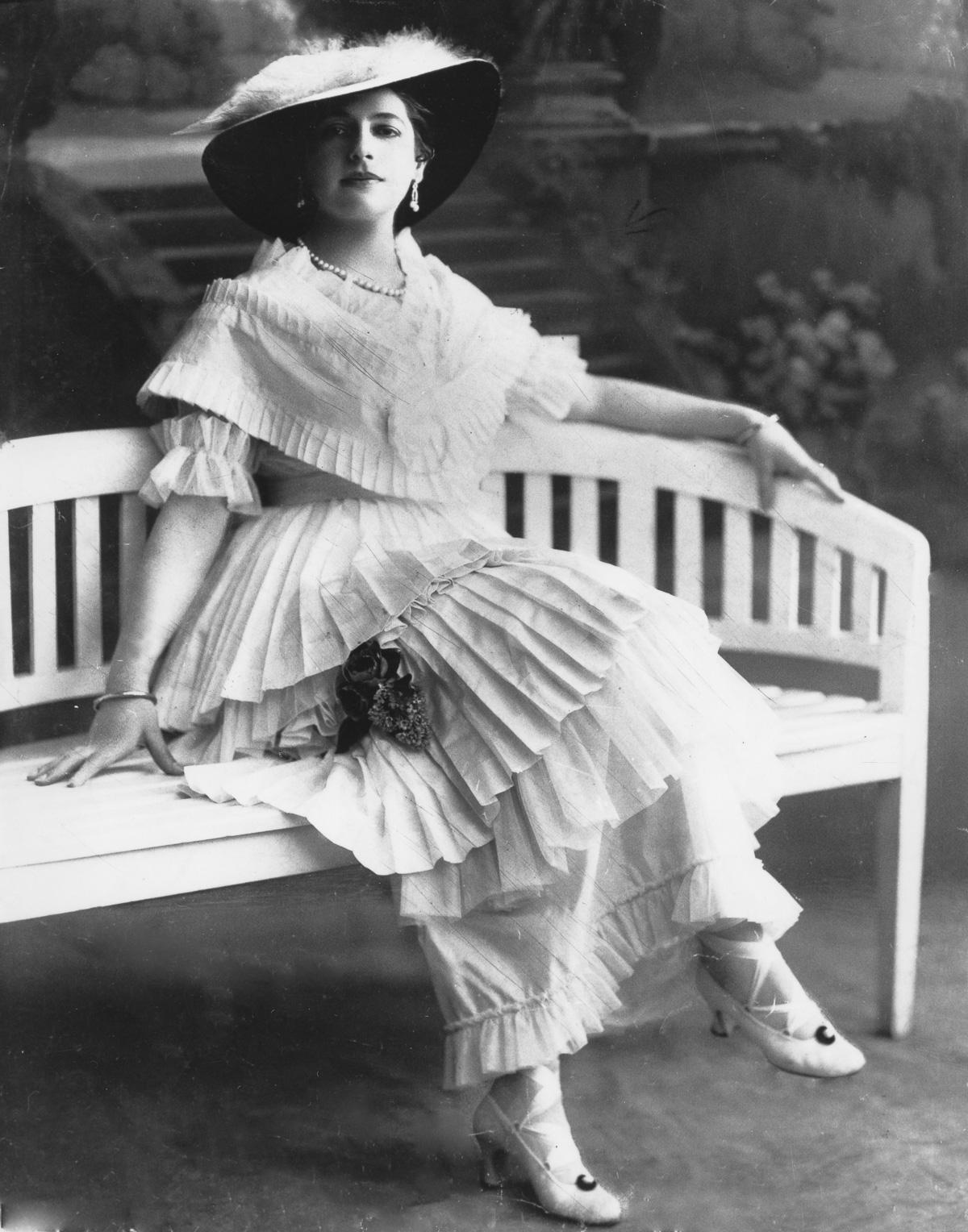 Мата Хари: история танцовщицы, куртизанки и шпионки (1905-1917) - 13
