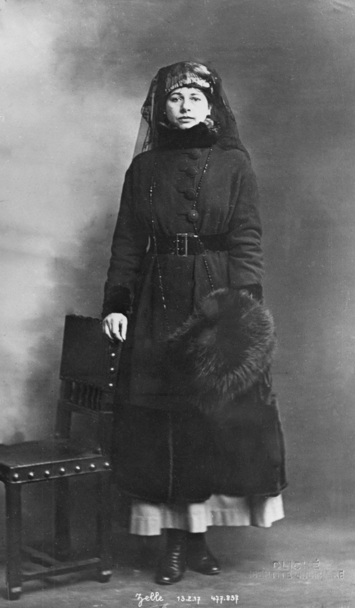Мата Хари: история танцовщицы, куртизанки и шпионки (1905-1917) - 14