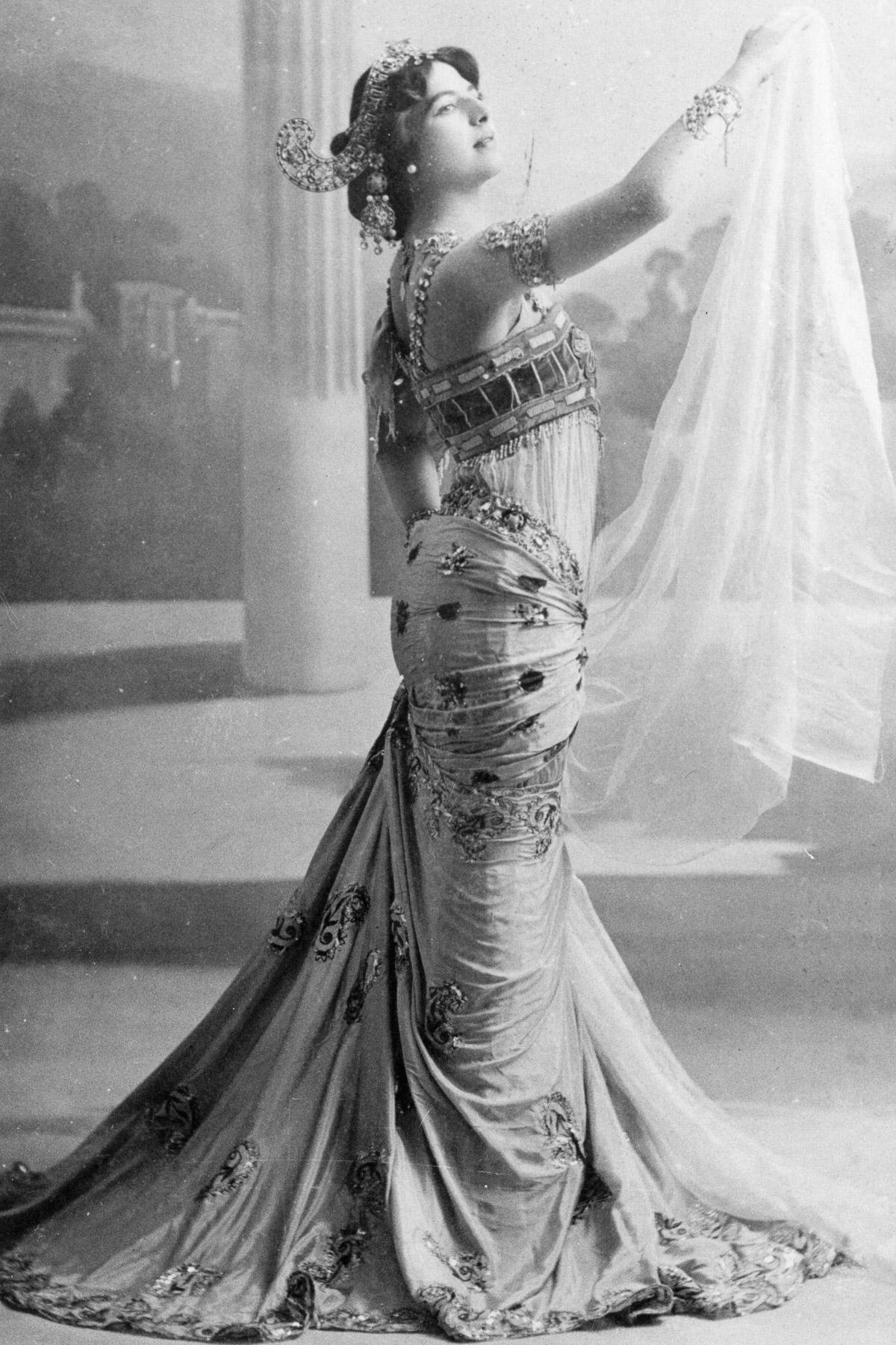 Мата Хари: история танцовщицы, куртизанки и шпионки (1905-1917) - 5