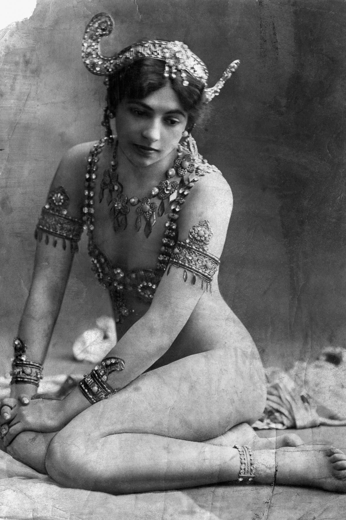 Мата Хари: история танцовщицы, куртизанки и шпионки (1905-1917) - 8
