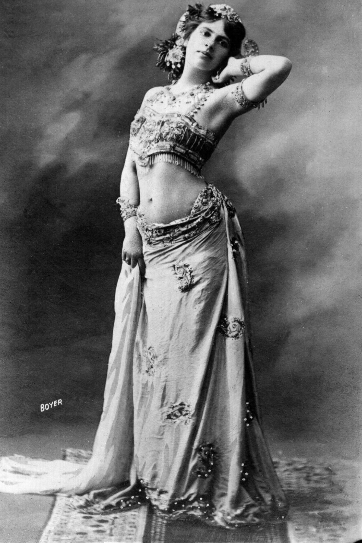 Мата Хари: история танцовщицы, куртизанки и шпионки (1905-1917) - 9