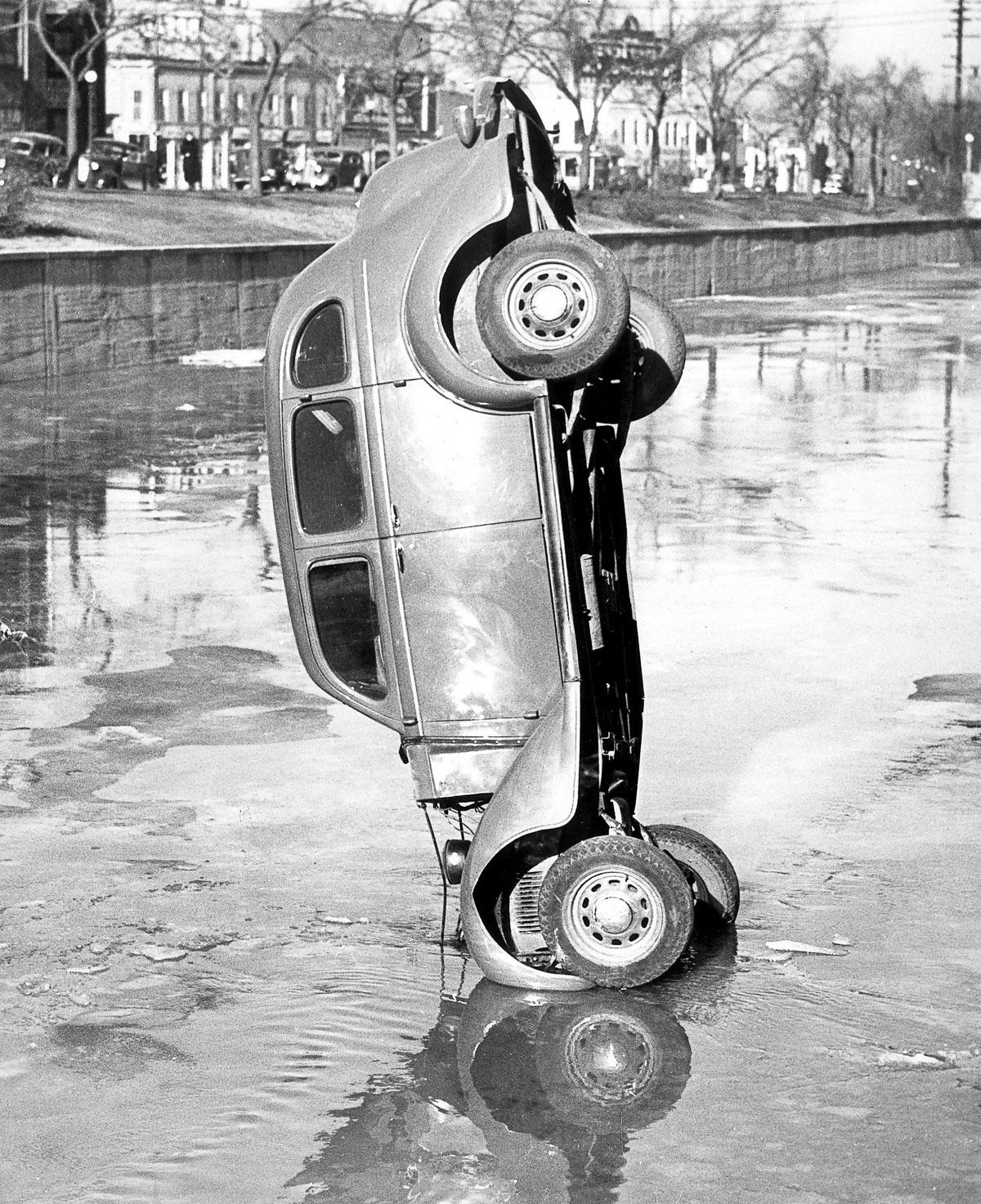 Fotograf Lesli Dzhons avtomobilnye avarii 2