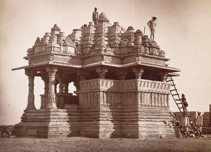 indiyskiy fotograf Lala Din Dayal 12