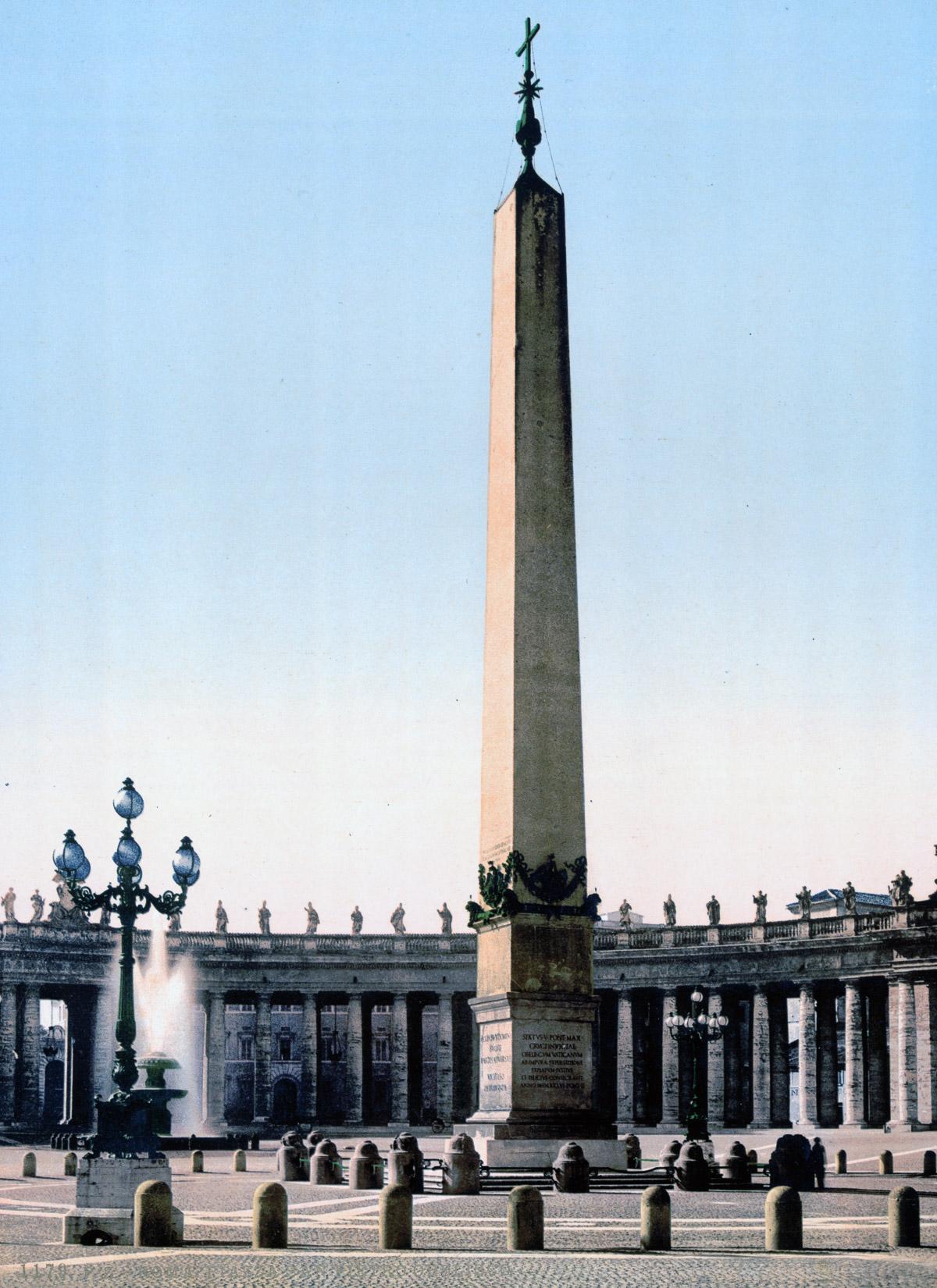 dostoprimechatelnosti Rima starye otkrytki 6