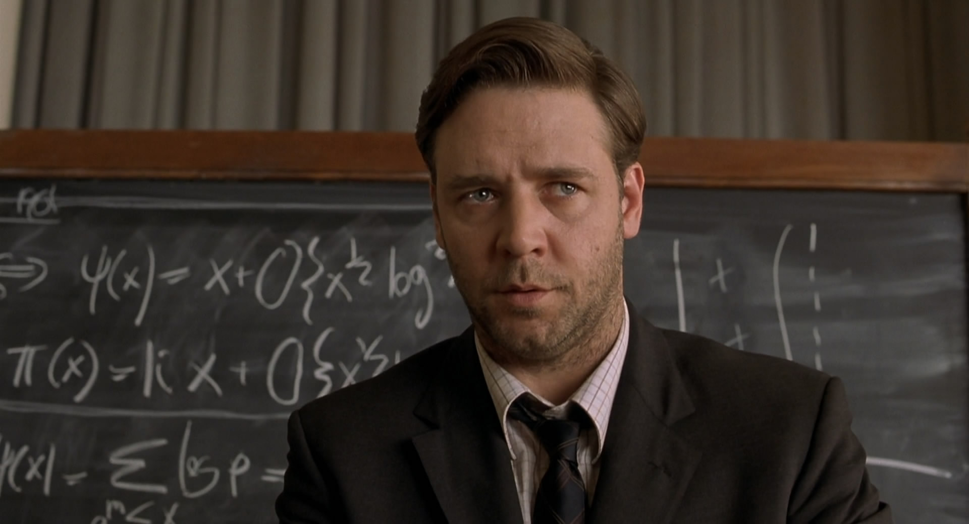 a review of the movie a beautiful mind A beautiful mind is one such picture that divides opinions, although exemplary made and well put together, it doesn't adhere quite to the facts of nash's life-it's an interpretation that smooths out the drama by way of delivering a safe and watchable biography.