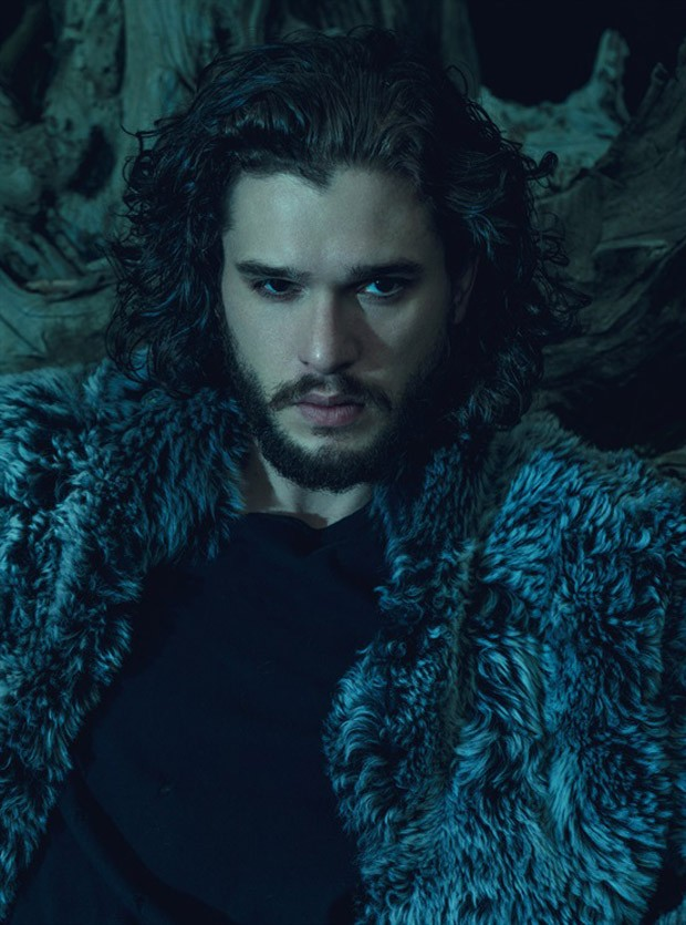 Kit Harington v LUomo Vogue 4