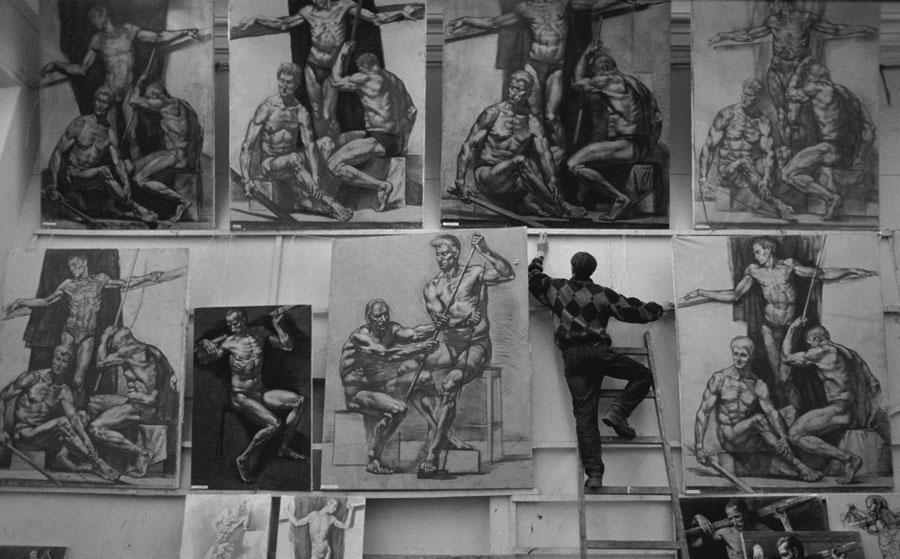 sovetskiy fotozhurnalist Igor Gavrilov 29