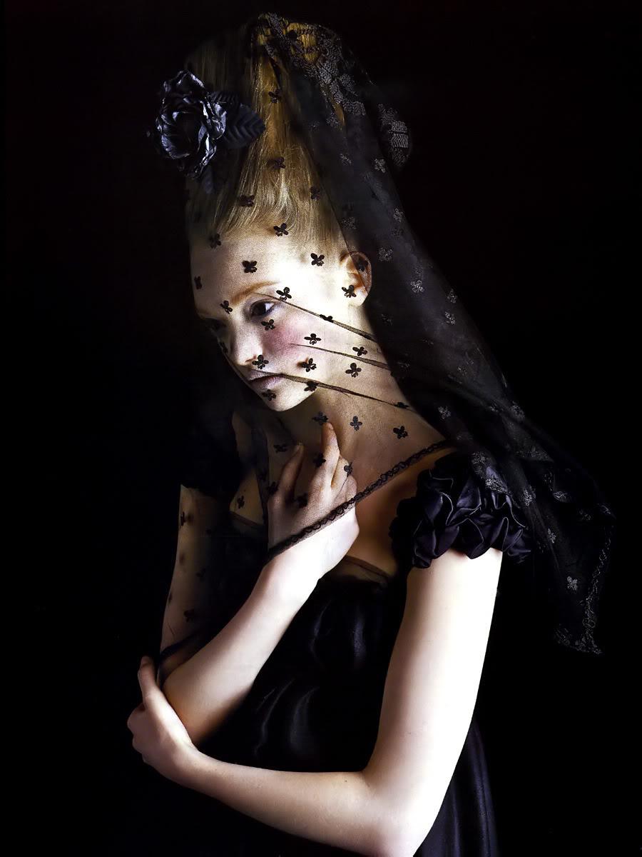Dzhemma Uord v fotosessii dlya Vogue 2